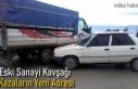Eski Sanayi Kavşağında Trafik Kazası