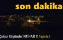Tosya'da İntihar Olayı