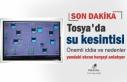 TOSYA'DA YAŞANAN SU KESİNTİLERİ SONRASI ÖNEMLİ...