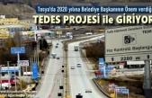 SON DAKİKA '' TOSYA'YA TEDES KURULUYOR ''