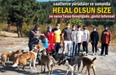 Tosya Gençlik Merkezinden Sosyal Sorumluluk Projesi