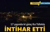 Tosya'da genç kız av tüfeğiyle intihar etti