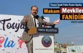 Başkan Volkan Kavaklıgil Fuar Açılışına Damga Vurdu