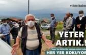 Tosya'da bir köye pis kokudan girilmiyor