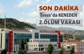 TOSYA'DA KENE KABUSU GERİ DÖNDÜ