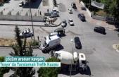Tosya'da Paylaşılamayan Kavşakta Trafik Kazası