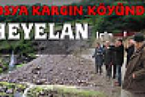 TOSYA KARGIN KÖYÜNDE HEYELAN için Toplandılar