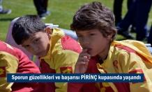 Tosya Pirinç Kupasında Altınorduspor Şampiyon oldu