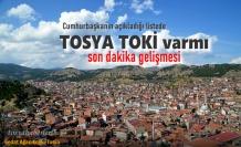 TOSYA 3.ETAP TOKİ'DE SON DAKİKA GELİŞMESİ