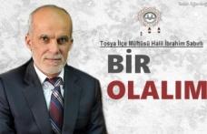 Tosya Müftüsü Halil İbrahim Sabırlı'nın Haftalık Köşe Yazısı