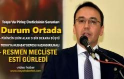 CHP KASTAMONU MİLLETVEKİLİ HASAN BALTACI MECLİS TOSYA KONUŞMASI