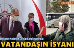 Tosya Belediye Başkanı Kadınlar Gününde Konuşma Yaptı