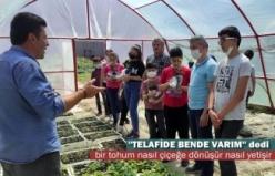 TOSYA BELEDİYESİ ''TELAFİDE BENDE VARIM ''