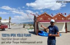 TOSYA İPEK YOLU FUARI