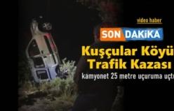 TOSYA KUŞÇULAR KÖYÜ TRAFİK KAZASI