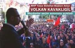 MHP Tosya Belediye Başkanlığı Son Seçim Mitingi