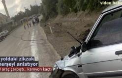 Tosya'da Zincirleme Trafik Kazası