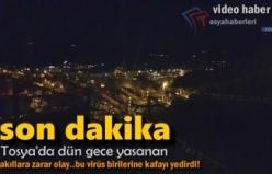 Tosya'da Akılalmaz Olay