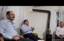 Dışişleri Bakan Yardımcısı Tosya'da Dostları ile Hasret Giderdi