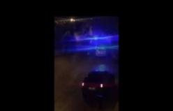 Tosya'da TımTım Havuzunda Trafik Kazası
