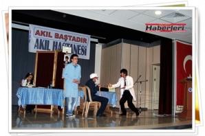 Tosya Anadolu Öğretmen Lisesi Mezuniyet Töreni