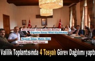 Kastamonu Ahşap Fuarı Toplantısında Tosyalılara...