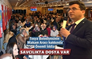 İYİ PARTİ TOSYA BELEDİYE BAŞKAN ADAYI MUSTAFA...