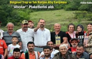 Tosya'da Bölgesel Trap ve Tek Kurşun Atış...