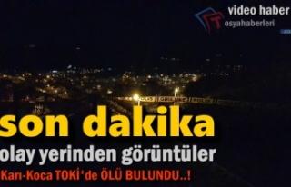 TOSYA'DA SON DAKİKA ''KARI-KOCA ÖLÜ...