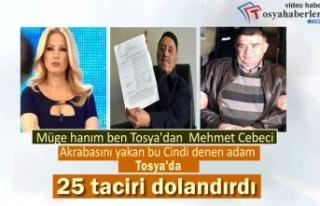TOSYA'DA FİKRET CİNLİ TARAFINDAN 500 MİLYAR...
