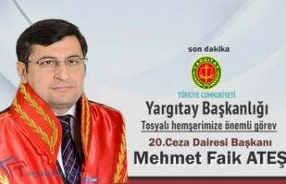 TOSYALI HEMŞERİMİZ MEHMET FAİK ATEŞ YARGITAY...