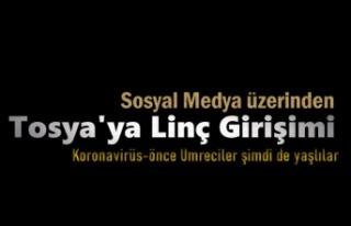 Koronavirüs ile Sosyal Medya Üzerinden Tosya Linç...