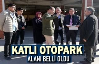 Tosya Belediyesi 300 Araçlık Otoparka Start Verdi