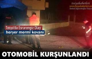 Tosya'da Esrarengiz Kurşunlama Olayı