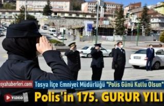 TOSYA'DA KORONAVİRÜS ÖNLEMLİ POLİS HAFTASI...