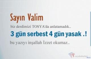 KASTAMONU VALİSİ YAŞAR KARADENİZ'DEN ÇÖZÜM...