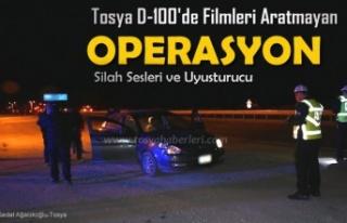 TOSYA'DA AKSİYON DOLU DAKİKALAR