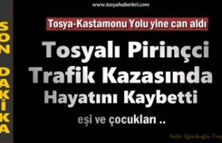 Trafik Kazasında Pirinç Esnafı Metin Ulaş Hayatını...