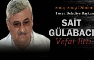 Tosya Eski Belediye Başkanı Sait Gülabacı Vefat...