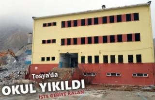 Tosya Mesleki Eğitim Merkezi ve Şehir Er Murat Çökmez...