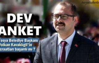 YILIN ANKETİ TOSYA BELEDİYE BAŞKANI SİZCE BAŞARILI...