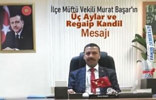 Tosya İlçe Müftü Vekili Murat Başar'ın...