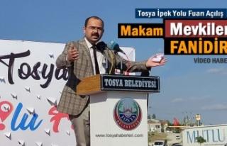 Başkan Volkan Kavaklıgil Fuar Açılışına Damga...