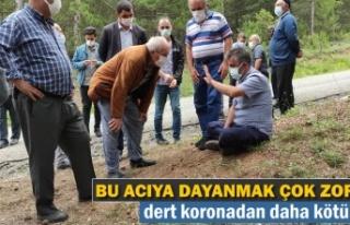 TOSYA'DA KENE VAKASINDA VEFAT EDEN ŞAHIS DEFNEDİLDİ