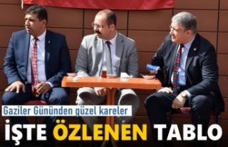 İŞTE TOSYA'DA ÖZLENEN TABLO