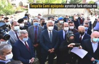 Şeyh İsmail Rumi Camii Törenle İbadete Açıldı