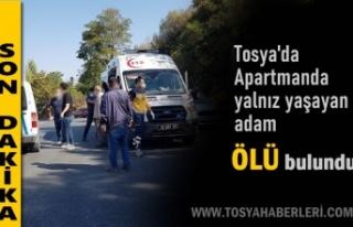TOSYA'DA SON DAKİKA - EVDE ÖLÜ BULUNDU