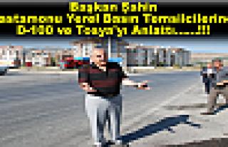 Başkan Kazım Şahin Kastamonu Yerel Gazetecilere...
