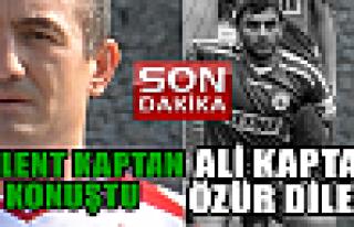 Kaptan Bülent Konuştu Kaptan Ali Özür Diledi