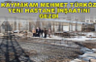 Kastamonu'nun Tosya ilçesinde yeni hastanenin yapımına...